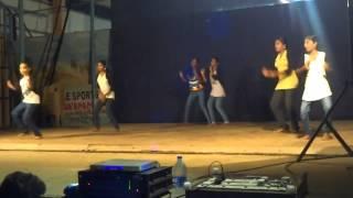 Shahma & Group. Bollywood Dance @ NESCO