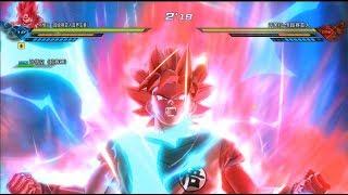 Super Saiyan Blue Kaioken x40 ! ! Dragon Ball Xenoverse 2 MODS