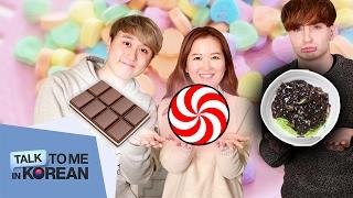 Bilingual Culture Chat - Valentine's Day In Korea (한국과 영국의 밸런타인데이는 어떻게 다를까요?)