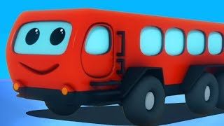 Terre Bus | Snow Bus | Formation And Uses Videos by Kids Channel