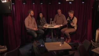 19.05.2016 - Stavanger Prosalong: Skarpe klassebilder? - Mímir K., Mahmona Khan, Nils Rune L.