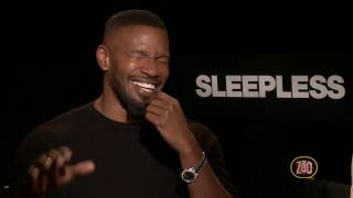 Jamie Foxx & Michelle Monaghan Talk Dirty | The Zoo