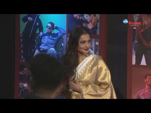 Xxx Mp4 WATCH VIDEO रेखा ने किया सनी लियोन को IGNORE… Rekha Ignores Sunny Leone 3gp Sex