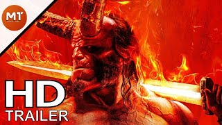 Hellboy 4 : Rise of the Blood Queen - Teaser Trailer ( 2018 Movie ) David Harbour (FanMade)