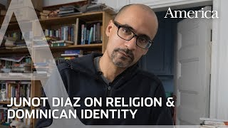 Junot Díaz talks religion, Dominican identity, and writing.