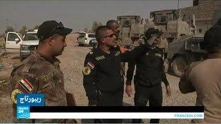 الفرقة الذهبية لمكافحة الإرهاب تواصل عملياتها في معركة تحرير الموصل