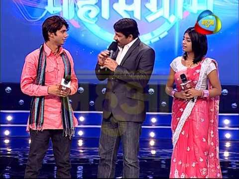 Dheere Dheere yeh komal by Manoj Tiwari on Reality TV Show