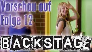 Vorschau auf Folge 12 - BACKSTAGE    Disney Channel