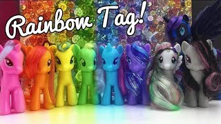 MLP Rainbow Tag! Majestic Melon