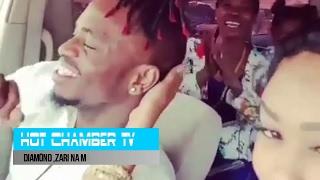 Nyimbo mpya ya Diamond yawaunganisha Zari na Mama Diamond, Angalia wanavyocheza