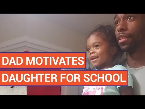 Xxx Mp4 Amazing Dad Motivates Daughter For School Video 2016 Daily Heart Beat 3gp Sex