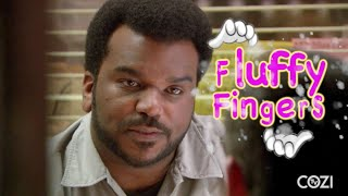 The Fluffy Fingers Method | The Office | Condensed Bold | COZI TV