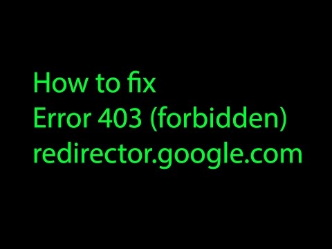 Xxx Mp4 How To Fix Error 403 Redirector Google Com 3gp Sex