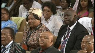 DR S.D GUMBI  A.O.G youth convention (december 2016)
