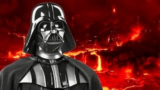 Who Did Darth Vader Blame For Being Trapped in his Suit?
