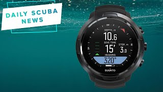 Daily Scuba News - Is Suuntos D5 going to show the Teric who's boss?
