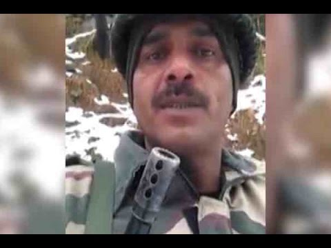 BSF Jawan Tej Bahadur releases new audio