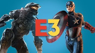 *TOP 10* E3 2019 Leaks, Predictions, and Surprises | ArcadeCloud