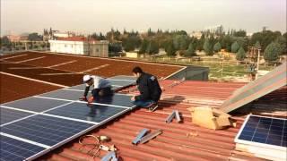 Emin Solar Mühendislik 65 kWp Solar GES