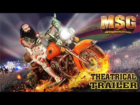 Xxx Mp4 MSG The Messenger Official Theatrical Trailer Saint Gurmeet Ram Rahim Singh Ji Insan 3gp Sex