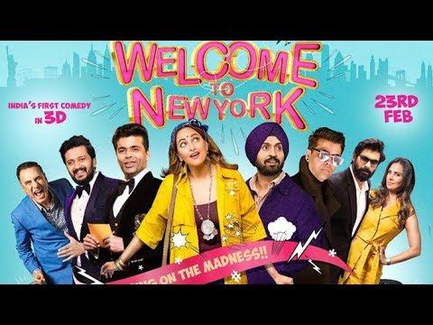Xxx Mp4 Welcome To New York Official Trailer Riteish Deshmukh Karan Johar Sonakshi Sinha 3gp Sex