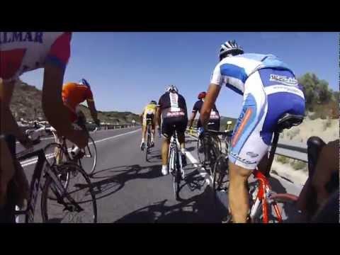 ciclismo de carretera en chiclana el dia del gran batacazo