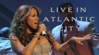 (HQ) Mariah Carey -  Live in Atlantic City FULL CONCERT (2010)
