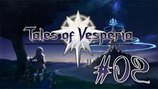 Tales of Vesperia PS3 English Playthrough with Chaos part 2: Imprisoned