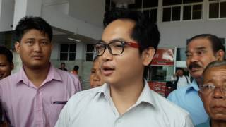 INTERVIEW of Mr. Tarit Kanti Chakma First( IAS) in Chakma Community