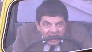 Bean's Drive | Funny Clip | Mr Bean Official