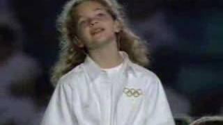 1996 Atlanta Closing Ceremonies - Power Of The Dream