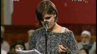 Dr Zakir Naik and Oxford Union Debate Q&A 6 of 7.flv