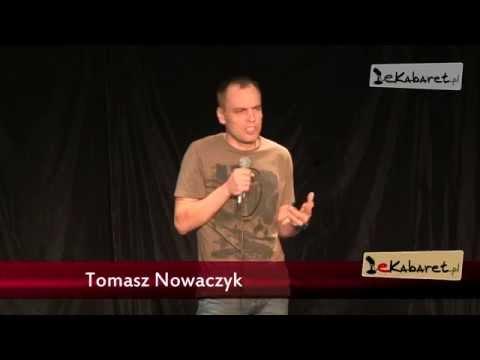 Tomasz Nowaczyk - Samogwałt [eKabaretTV]