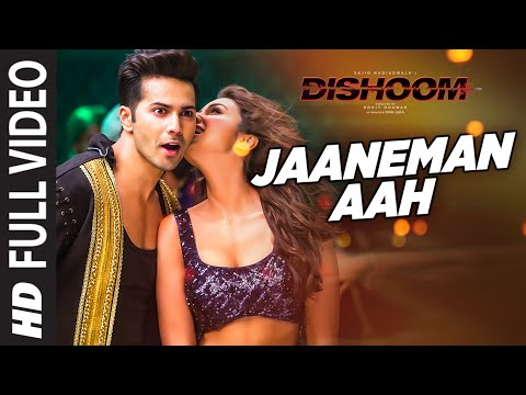 Xxx Mp4 JAANEMAN AAH Full Video Song DISHOOM Varun Dhawan Parineeti Chopra Latest Bollywood Song 3gp Sex