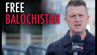 Tommy Robinson: I'm In Geneva with Baloch Activists!