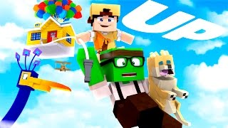 UP! - The Minecraft Movie #1