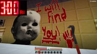 Minecraft DO NOT ENTER BENDY'S INK FACTORY AT 3:AM OR YOU WILL DIE!!!! - Donut the Dog