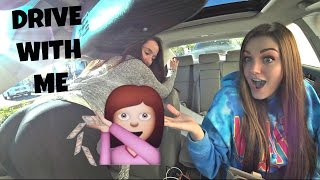 DRIVE WITH ME: TWERKING FOR THE BASEBALL TEAM