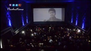 Mass Response for Our VIJAY AVI in Balaji Theatre (Vee3 Productions)
