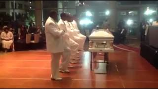 Please don't do this at my funeral