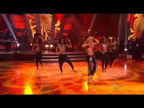 Shakira Loca Dancing With The Stars 2010 HD