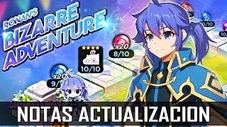 GrandChase Latinoamérica: La Extraña Aventura de Ronan, Eventos, etc | Actualización 21/01/2019