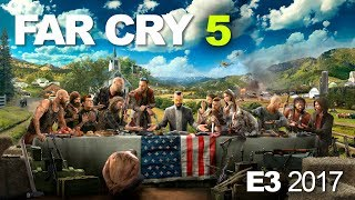 E3 2017: Far Cry 5's Guns for Hire and outdoor life in Montana