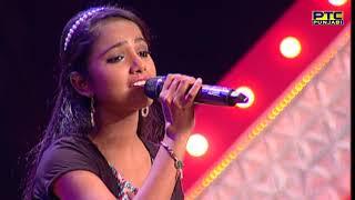Ritu singing Layi Vi Na Gayi | Sukhwinder Singh | Voice Of Punjab Season 7 | PTC Punjabi