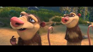 The secret of Happiness - The best scene in Ice Age 4 Continental Drift 2012