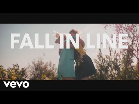 Christina Aguilera - Fall In Line feat. Demi Lovato - Behind The Scenes