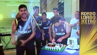 KKR WIN THE IPL7 2014 TOURNAMENT | Pop goes the champagne, it's KRR's biggest win yet!