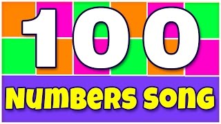 Number Song 1 – 100 | Numbers Rhymes For Children | Learn to Count by NurseryRhymeStreet