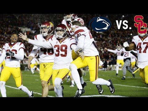 A Game to Remember 2017 Rose Bowl USC vs. Penn State