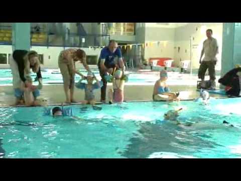 Nauka Pływania dla dzieci 6 7 lat Yvette Dobroczek WWW.ARGONAUT.GDA.PL